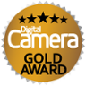 digital camera gold